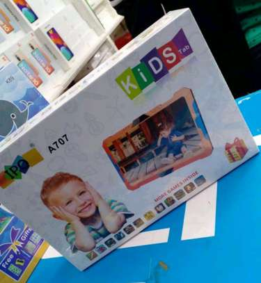 Kids Tablets 16gb 2gb Ram, Wifi Support+Play store image 1
