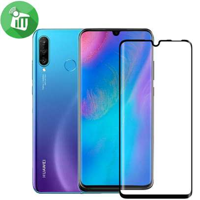 5D Curved Anti-explosion HD Clear Tempered Glass Front Screen Protector for Huawei P30 Lite image 4