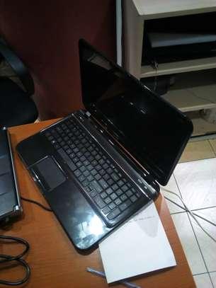 HP PAVILION 15,4GB,AMD A6,500GB HDD image 1