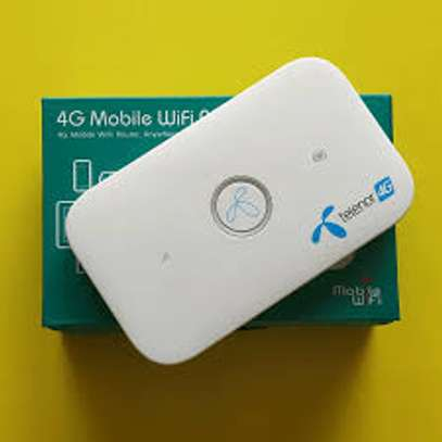 4G MOBILE WIFI ROUTER