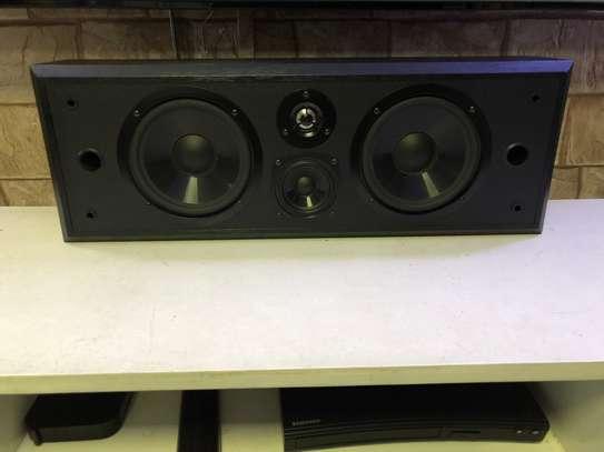 BIC America D62-3LCR Ported Center Speaker image 4