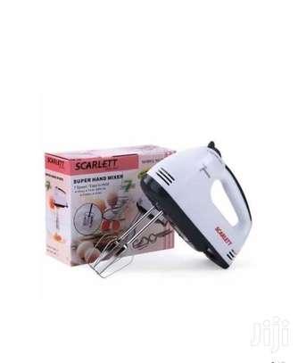 Scarlet 7 Speed Hand Mixer image 2