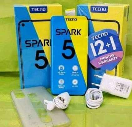 Tecno spark5 pro 64gb/Tecno spark5 pro 128gb image 1