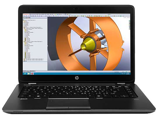 Hp ZBOOK 14 ( Mobile Workstation)