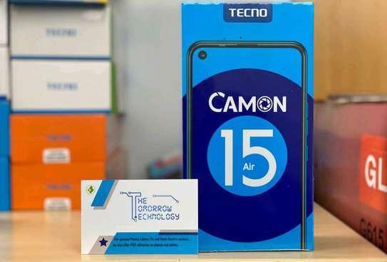 Tecno Camon 15 Air 64GB image 1