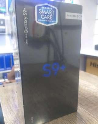 New Samsung Galaxy S9 Plus 64 GB Black image 1