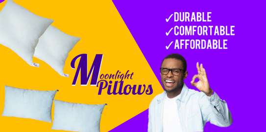 MOONLIGHT BED PILLOWS image 5