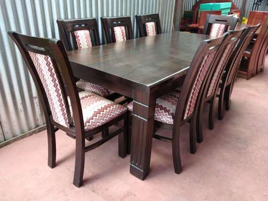 Dining Table 8 Seater image 1