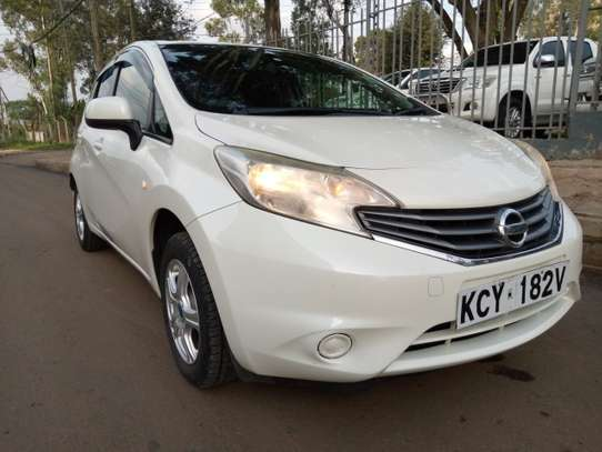 Nissan Note 1.4 image 12