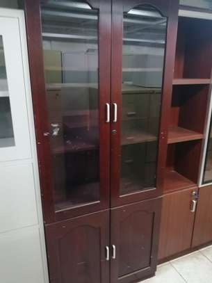 Book and file cabinets image 2