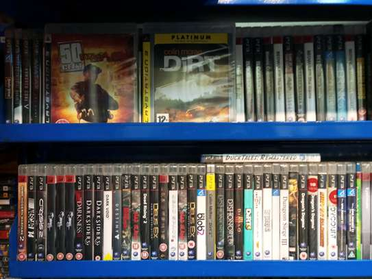 Playstation 3 Assorted Games