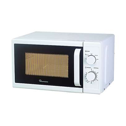 Ramtons RM/328 - 20L Manual Microwave - White.