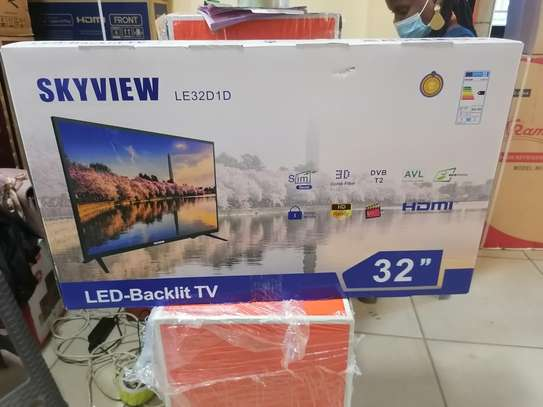 Skyview 32 inch digital led TV image 3