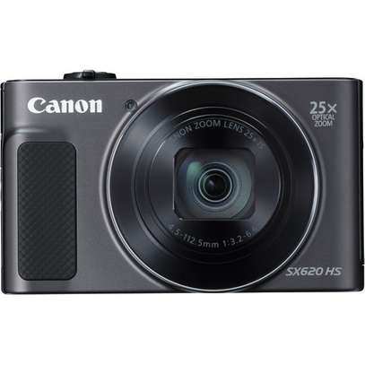 Canon PowerShot SX620 HS Digital Camera (Black) image 3