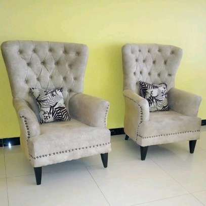 Modern accent  chairs image 1