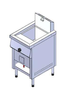 free standing fryer image 1