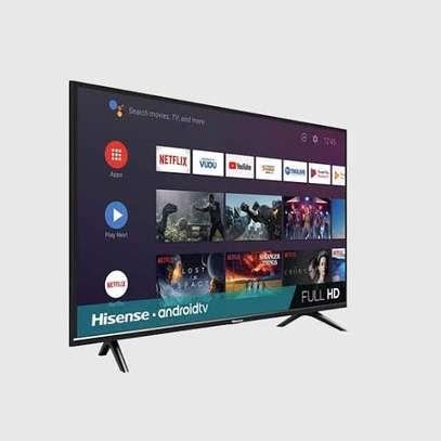 Hisense New 43 inches Android Frameless Smart Digital TVs image 1