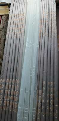 STYLISH SHEERS AND CURTAINS PER METRE @ 1300/= image 9