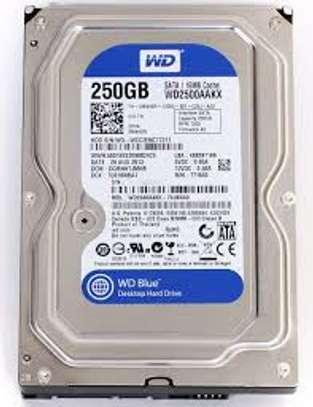 250GB Harddisk Sata Desktop image 1