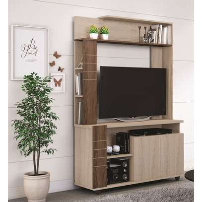 TV Wall Unit Center DUE - Supports up to 40 Inch TV image 1