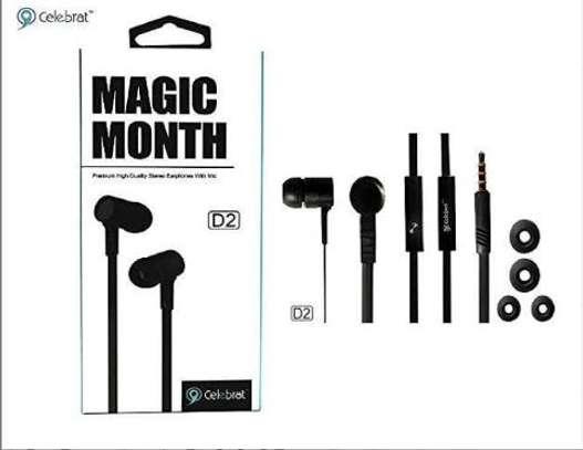 D2 celebrat magic month earphones image 1