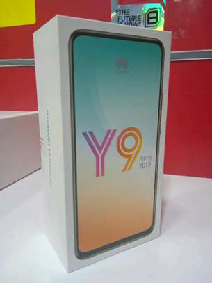 Huawei Y9 Prime 128gb 4gb ram- 16mp Pop up front Camera image 1