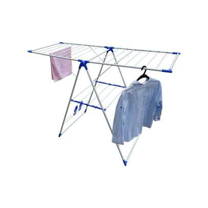 Foldable Outdoor Clothes Drying Rack