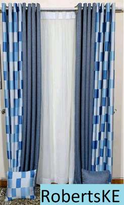 high quality printed curtain image 1