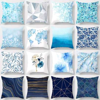 Colourful pillows image 8