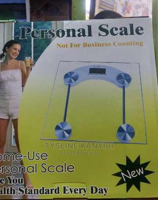 Digital Bathroom Scales for Standard Weight image 1