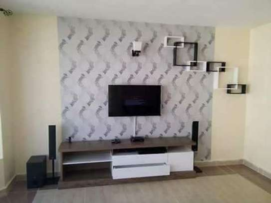 TV Mounting Service with On-wall Wire Concealment image 10