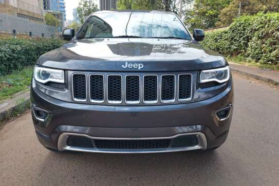 Jeep Grand Cherokee 3.0 CRD Overland 4x4 Automatic image 1
