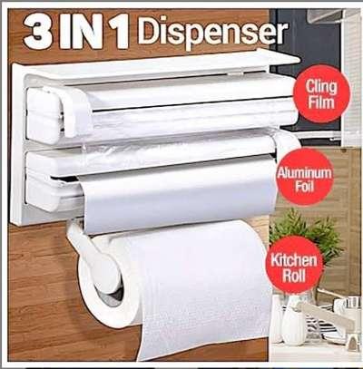 Tripple paper dispenser image 1