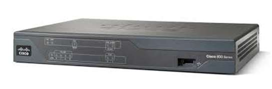 Cisco 881 4-Port 10/100 Wired Router