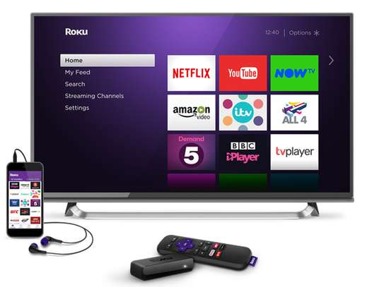 Brand New ROKU Express - 5X more powerful HD Streaming (2017) image 3