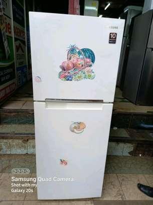 Samsung double door fridge image 2