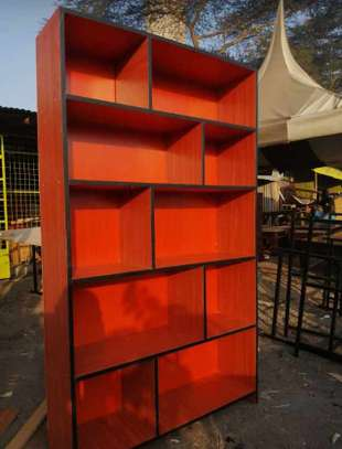 6fts height executive book shelves image 8