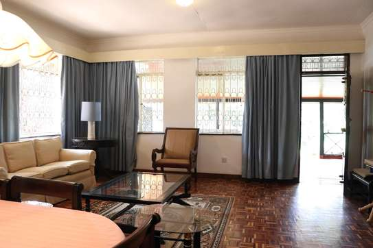 Furnished 2 bedroom house for rent in Gigiri image 1