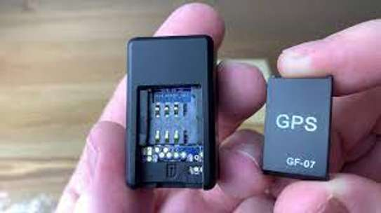GF07 Mini Car GPS Tracker GPS GSM/GPRS Tracking Locator Device Sound Recording Device image 1