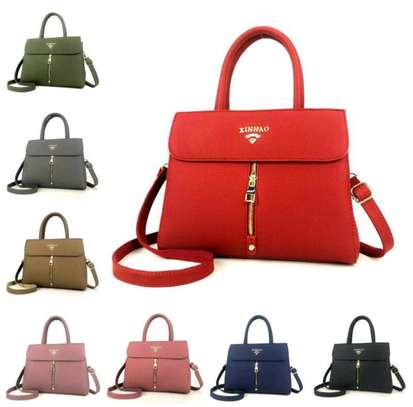 Zipup Handbags