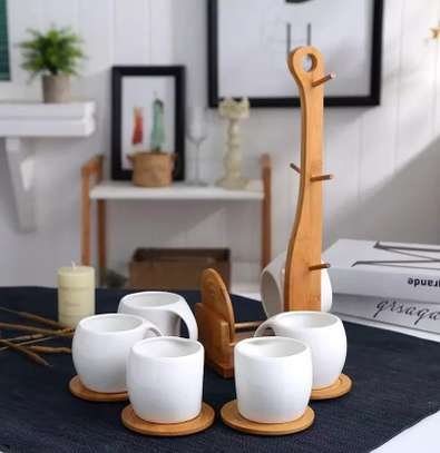 A set of 6 cups image 3