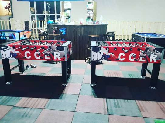 New Foosball table for sale image 1
