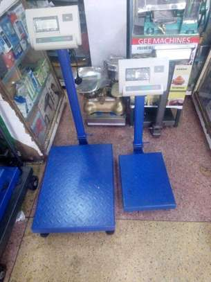 Weighing scale A12 image 1