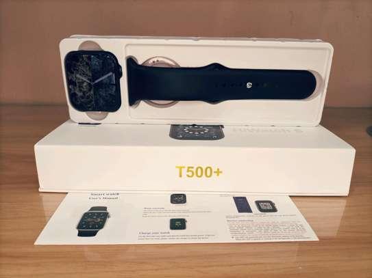 T500 plus smart watch image 1