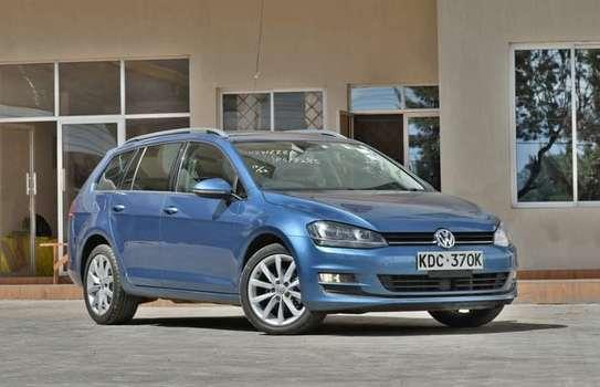 Volkswagen golf variant MK7 Tsi  Year 2014 || 1400cc turbo image 7