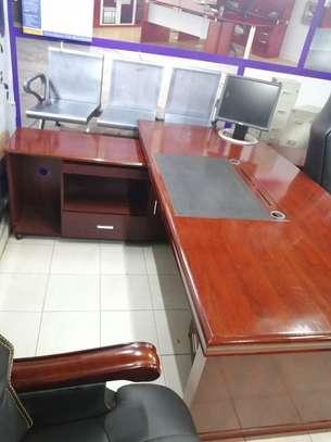 1.8 meter length Executive office desk image 4