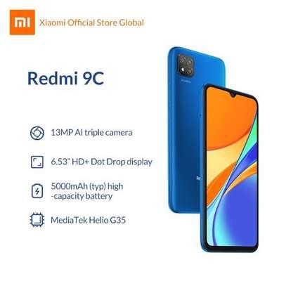 "XIAOMI Redmi 9C, 6.53"" 3GB RAM + 64GB (Dual SIM), 13MP Camera, 4G image 1"