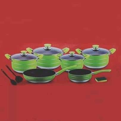 Signature 13 Piece Cookware set image 1