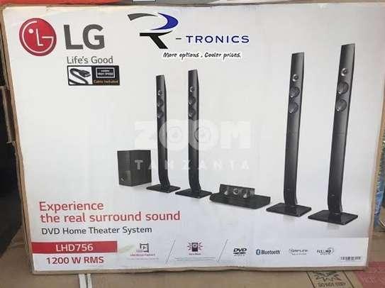 LG LHD756 Hometheatre image 2