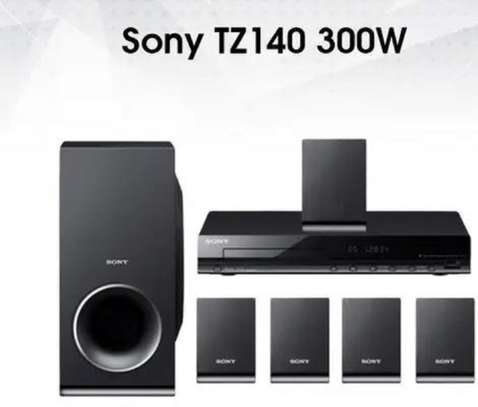 Sony TZ140 Home Theatre System image 1